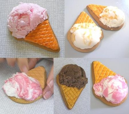 Any one for Ice cream?