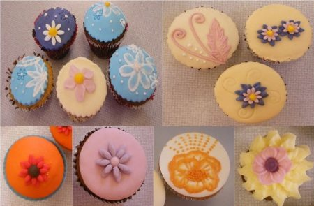 Autumn Inspired Cupcakes Workshop
