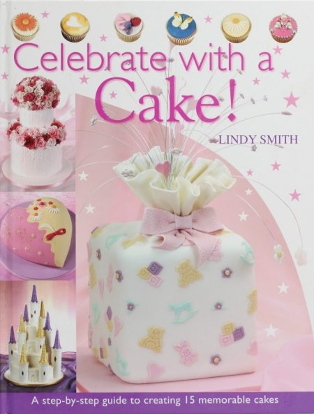Simply Modern Wedding Cakes book Signed copies avaialble directly from Lindy's Cakes