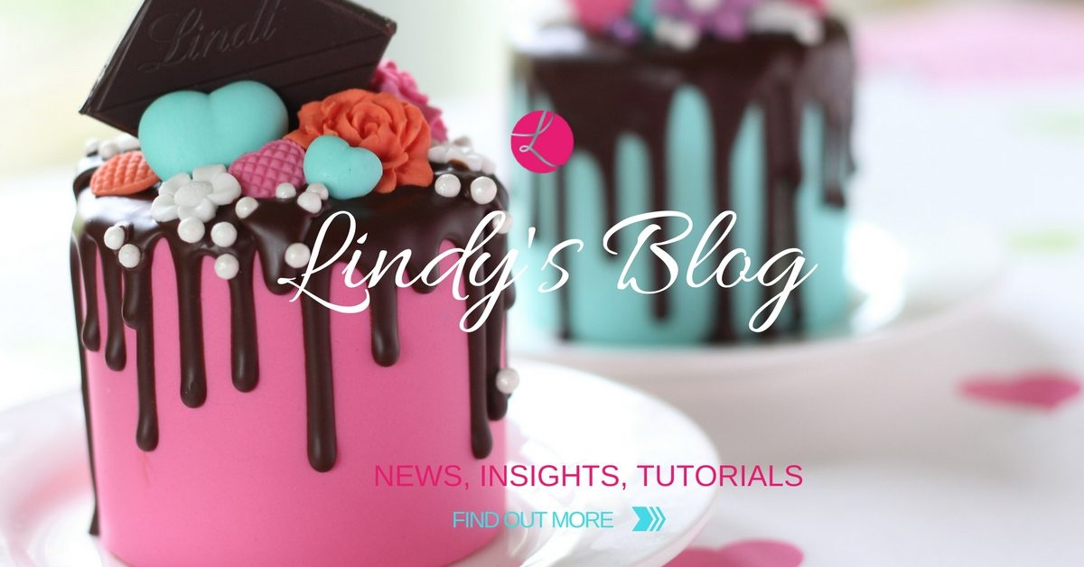 Video snippets of Lindy's Wonky cake DVD