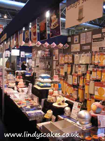 Cake International 2011 – The Lindy's Cakes Stand