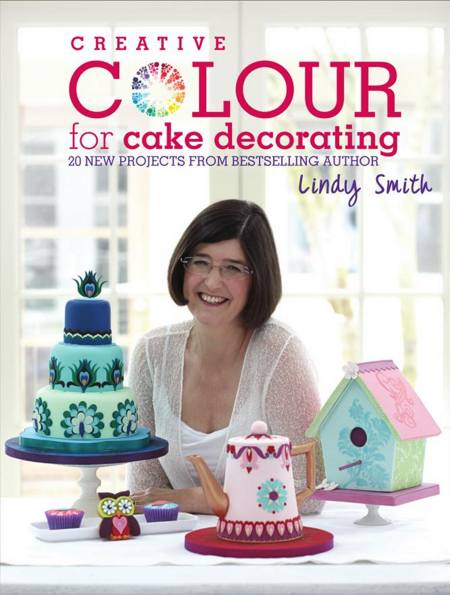 Book review for Lindy's award winning 'Creative Colour for Cake Decorating' book