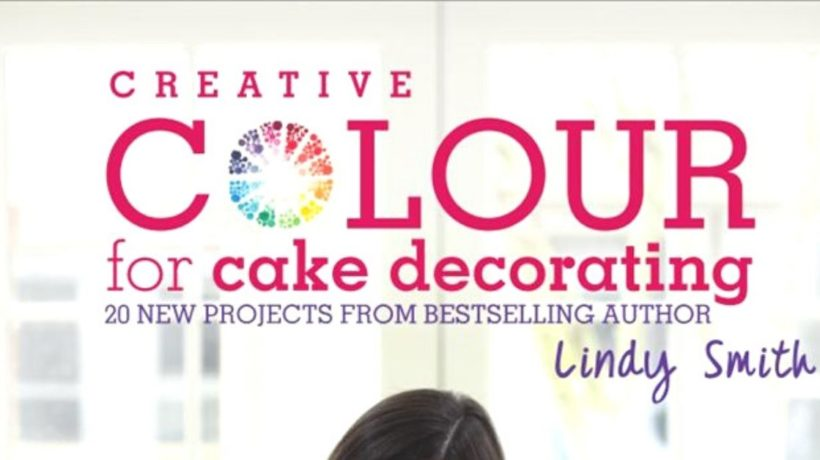 creative colour for cake decorating - book review