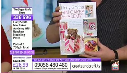 lindys-mini-cakes-acadmey-book-on-create-and-craft-tv