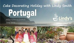 cake decorating holiday in Portugal