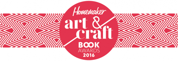 Lindy Smith's 'Simply Modern Wedding Cakes' Book shortlisted for Homemaker Magazine Art & Craft Book Awards 2016