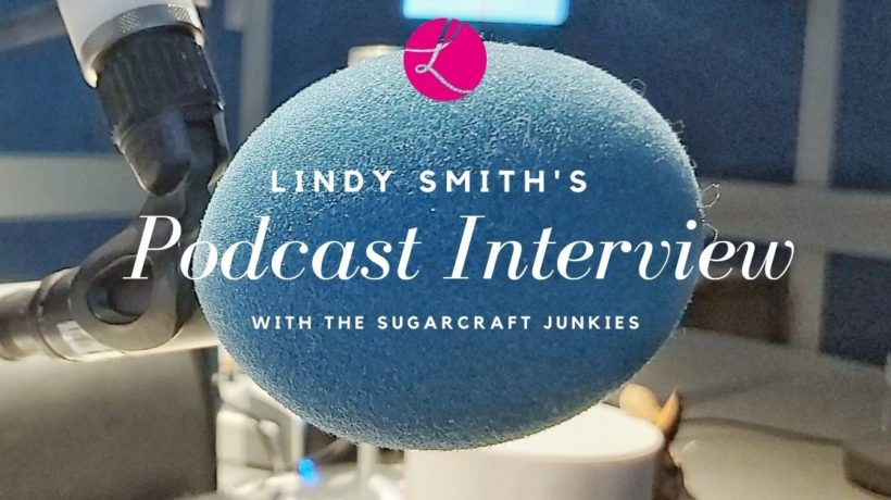 lindy smith poscast interview with the Sugarcraft Junkies